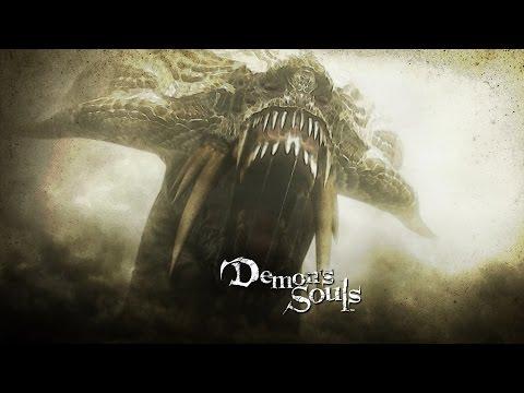 Demon's Souls #13 ~ Dragon God Boss & Scirvir