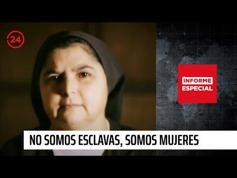 Chile: Monjas denuncian abusos sexuales de sacerdotes (VÍDEO)