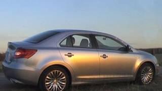 2011 Suzuki Kizashi AWD Review