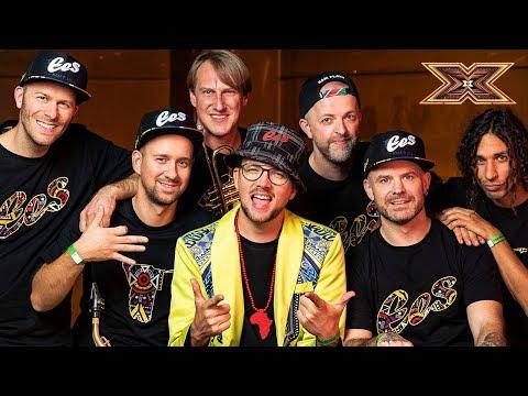 Homestory EES & the Yes-Ja! Band | X Factor Deutschland 2018_TV műsorok, celebek és extrém időjárás videók toplistája
