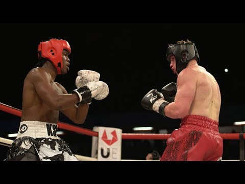KSI VS JOE WELLER FULL FIGHT (видео)