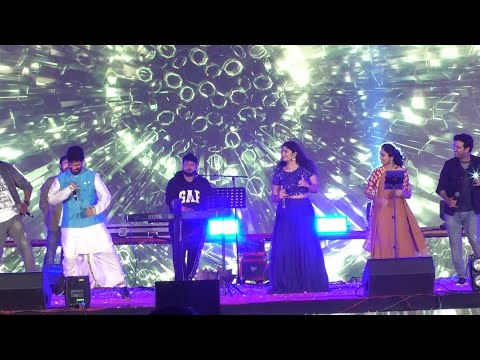 Visakha Utsav-2019 Closing Ceremony at Beach Road in Visakhapatnam,Vizagvision...