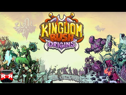 Kingdom Rush Origins HD (By Ironhide Game Studio) - iOS / Android - Gameplay Video