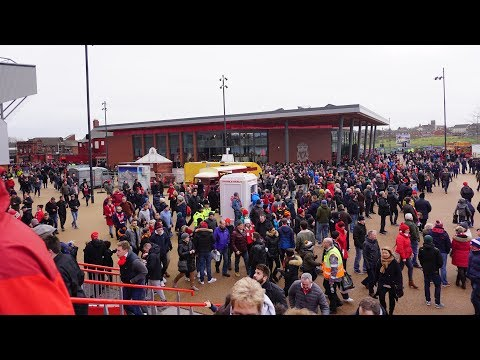 Hospitality Packages - The Village :  Liverpool Vs Leicester City 2017 : UK Trip 2018 Ep.4