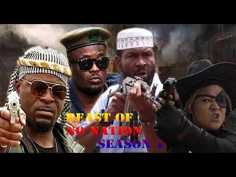 BEAST OF NO NATION SEASON 1- A SYLVESTER MADU'S LATEST 2019 NOLLYWOOD MOVIE