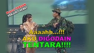 Video Kok Berani Tentara Godain Cewek Cantik!!!??? | Lawak Tarsan Kamera Ria  19 Maret 2013 MP3, 3GP, MP4, WEBM, AVI, FLV Mei 2017