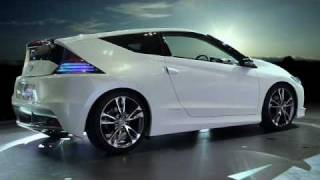 Honda CR-Z development film - Vídeo del desarrollo del Honda CR-Z