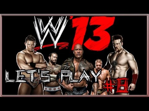 WWE 13: Attitude Era | Let's play #8