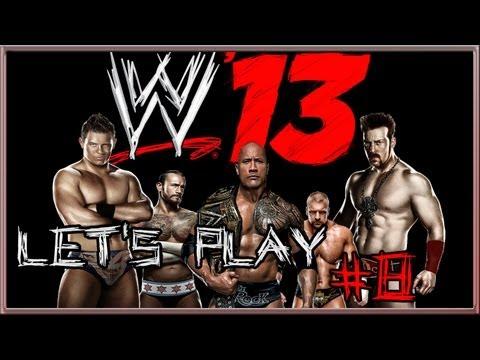 WWE 13: Attitude Era | Let's play #8