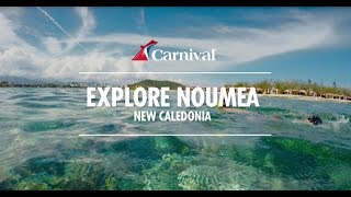 Discover how to spend a cruise port day in Noumea, New Caledonia with Carnival Cruise Line.