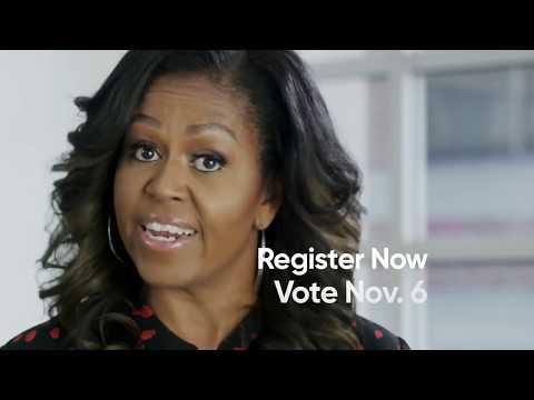 When We All Vote - Michelle Obama PSA