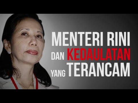 Menteri Rini dan Kedaulatan yang Terancam