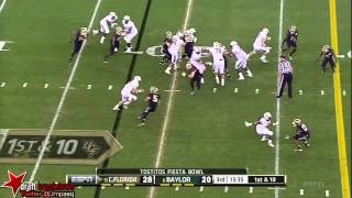 Blake Bortles vs Baylor (2013)