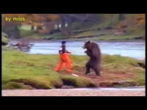borba sa medvedom ( john west )