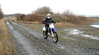 10. Yamaha Yz 250 1996.AVI