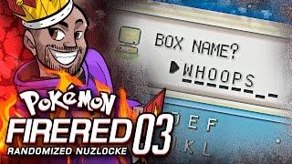 I'm SPEECHLESS... Pokémon Fire Red REALLY Randomized Nuzlocke Ep 3 w/ TheKingNappy! by King Nappy