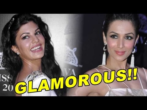 Glamour Queens Jacqueline & Malaika Spice At Miss