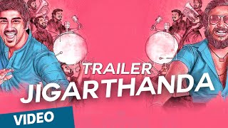 Jigarthanda New Theatrical Trailer