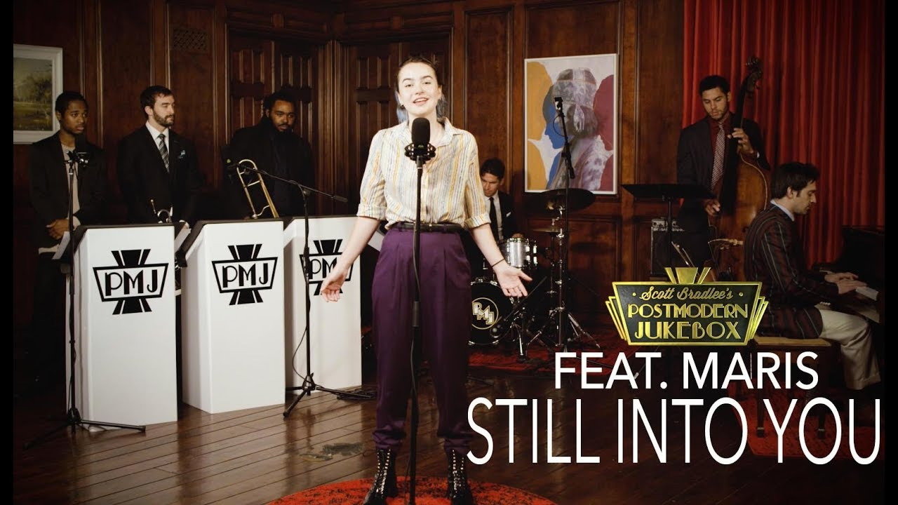 Still Into You – Paramore ('40s Swing Cover) ft. Maris