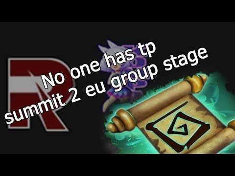 No one has TP. fail at summit 2