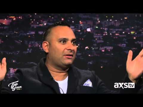Russell Peters Talks
