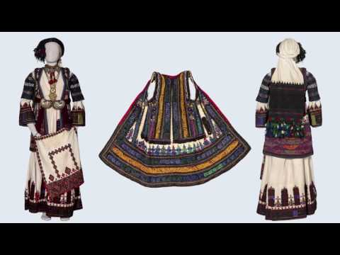 Greek Women's Costumes: Basic Styles and Influences
