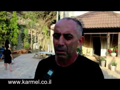 איימן סיף מדבר אחרי הירי לביתו