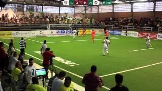 Melhores momentos de Fluminense 5 x 1 Vasco da Gama Liga das Américas de Futebol 7 Local: Ginásio do Colégio Salesiano Santa Rosa (Niterói/RJ)