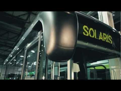 Solaris Urbino Electric Bus