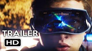 Ready Player One Official Trailer #2 (2018) Steven Spielberg Sci-Fi Movie HD by Zero Media