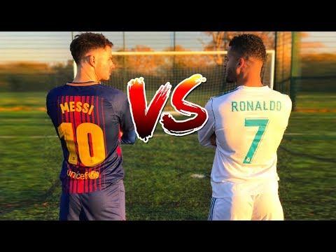 Messi VS Ronaldo_Sport videók