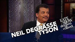 Video Neil deGrasse Tyson Puts Earth's Smallness Into Perspective MP3, 3GP, MP4, WEBM, AVI, FLV Maret 2019