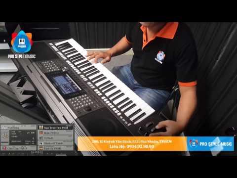 Cha Cha Cha PSM03 | Team PSM | Yamaha Style