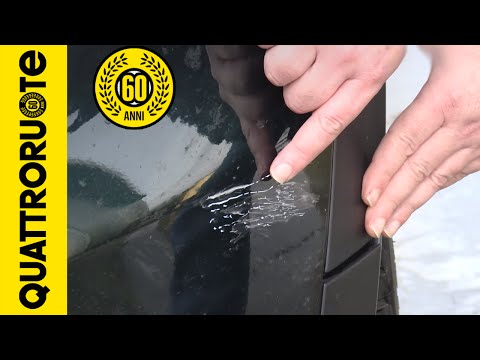 tutorial: come eliminare i graffi dalla carrozzeria della tua auto