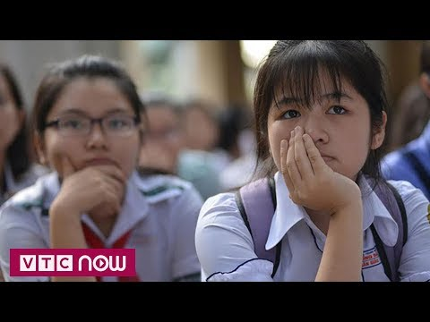 Tuyển sinh lớp 10 TPHCM: Công lập hay là chết? | VTC1 - Thời lượng: 3 phút, 42 giây.