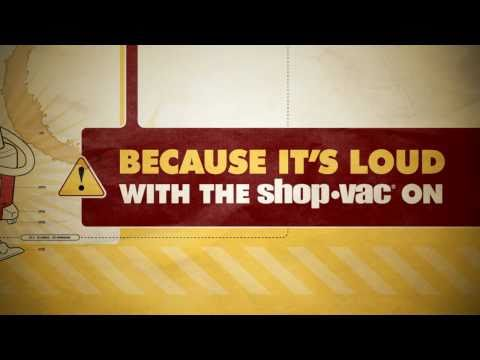Shop Vac Kinetic Animation