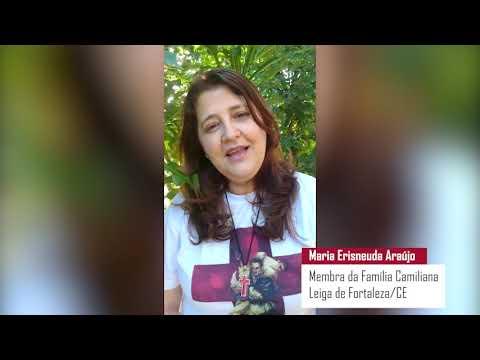 Depoimento Maria Erisneuda Araújo | Série Alegria de Ser Camiliano