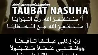 Video 1 Jam Beristighfar Zikir Penenang Hati Taubat Nasuha MP3, 3GP, MP4, WEBM, AVI, FLV Agustus 2019
