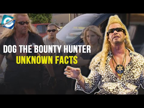 Unknown Facts About Dog The Bounty Hunter And Duane Chapman