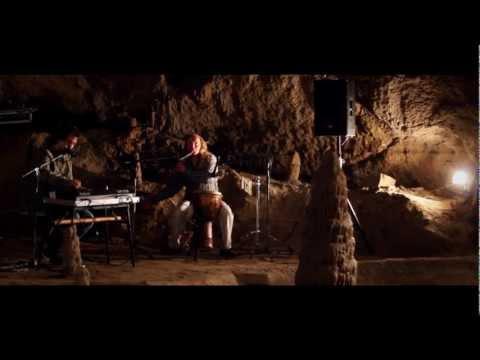 Marián Čekovský v Belianskej jaskyni