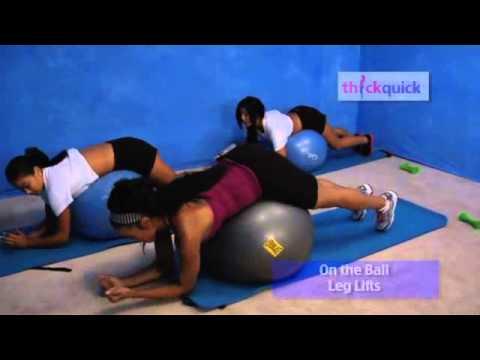 Brazilian Butt-lift Workout Butt Exercises ThickQuick Grow Butt 5 inches