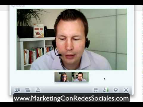 google chat - http://www.marketingconredessociales.com Google Plus Quedadas (Hangouts) - Como Usar el Video Chat en Google Plus Video tutorial sobre como utilizar Google Q...