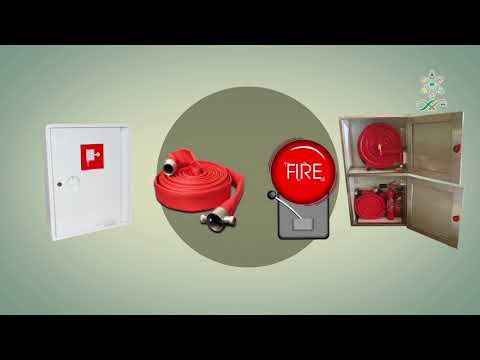 الادارة العامة للأمن و السلامة - الشفرة الحمراء Red Code