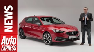 New 2020 SEAT Leon -  Spanish hatchback gunning straight for the Golf by Auto Express