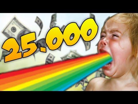 ДОНАТ СТРИМЕРУ В 25.000