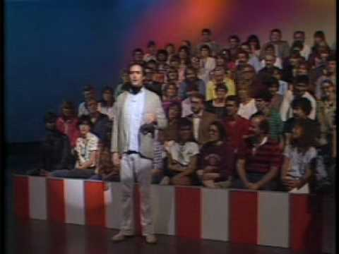 The Andy Kaufman Show (1983)