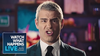Watch What Happens Live with Andy Cohen: Official Promo - Secrets Spilled | WWHL