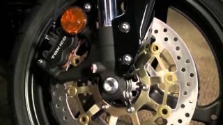 4. 2012 Honda CBR600RR - Brief Overview
