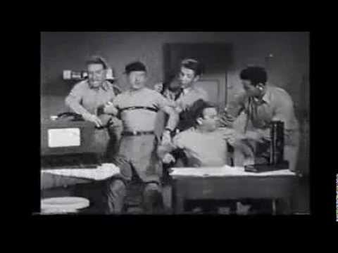 """Joel Marston scenes from """"Clipped Wings"""" 1953"""
