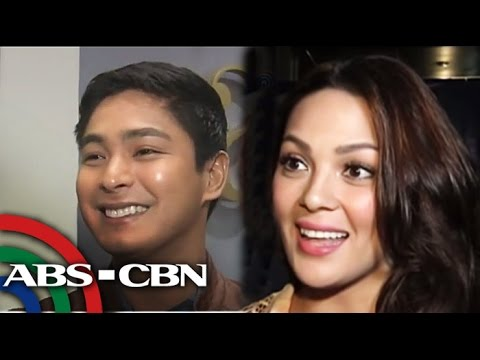 Are Coco Martin%2C KC dating%3F